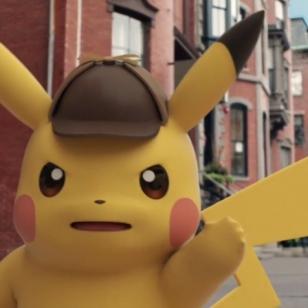Detective Pikachu etsivä taisteluturrikka