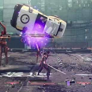 Scarlet Nexus: Battle