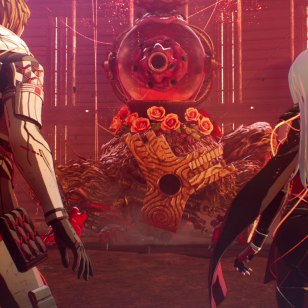 Scarlet Nexus: Dynamic