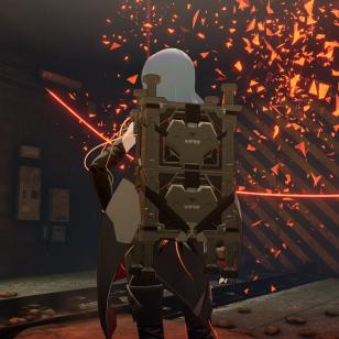 Scarlet Nexus: Reppu