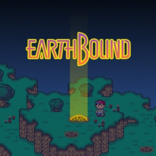 Earthbound banneri retromuistelo