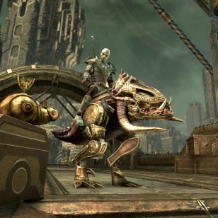 The Elder Scolls Online: Clockwork City