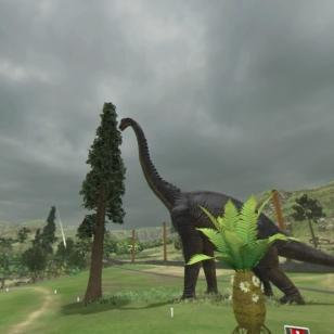 Everybody's Golf VR - Aavistuksen eksoottisempaa eläimistöä