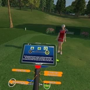 Everybody's Golf VR - Aputabletti