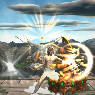 Fight of Gods tappelupeli
