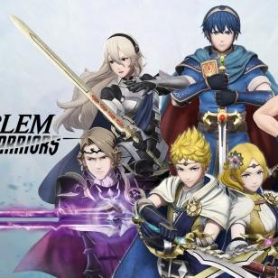 Fire Emblem Warriors banneri