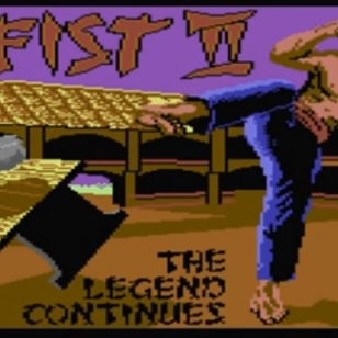 Fist 2 the legend continues