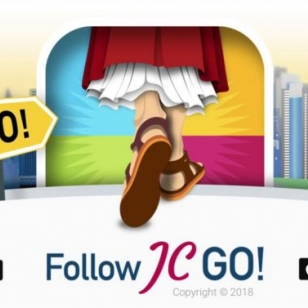 Follow JC Go mobiilipeli