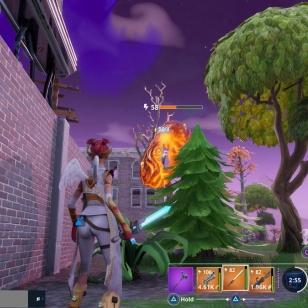 Puuhun rynnännyt tuli-Smasher