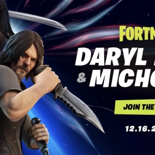 Fortnite X Walking Dead