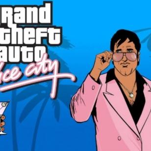 GTA Grand Theft Auto Vice City