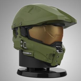 Master Chief Halo kypärä kaiutin