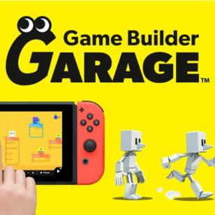 Game Builder Garage nostokuva Switch