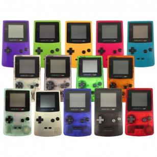 Game Boy Color Nintendo taskukonsoli