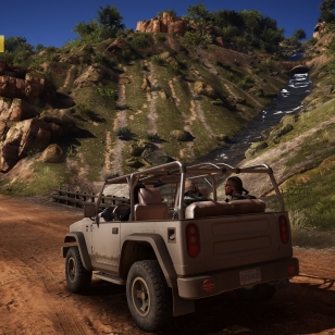 Ghost Recon Wildlands Maisemia jeepin kyydista.jpg