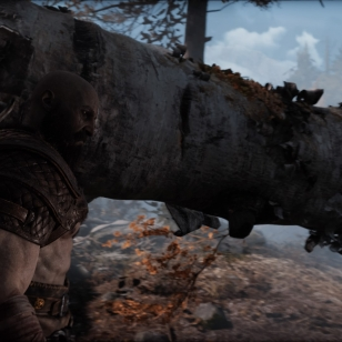 God of War: tukki olalla kuin nuorella Arskalla