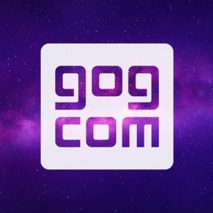 Gog.com sivusto logo