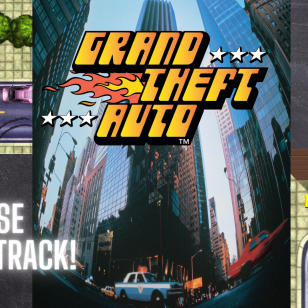 Grand Theft Auton soundtrack nostokuva