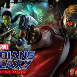 Guardians of the Galaxy Telltale Series kansi