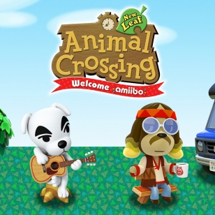Animal Crossing New Leaf Welcome amiibo banneri