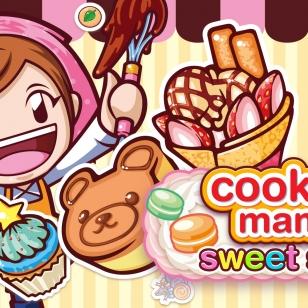 Cooking Mama: Sweet Shop kansi banneri