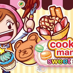 Cooking Mama: Sweet Shop kansi banneri
