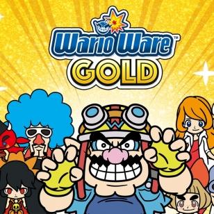 WarioWare Gold