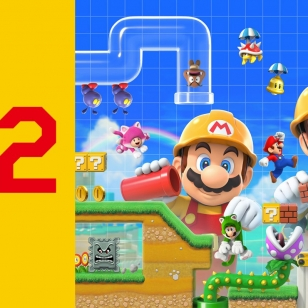 Super Mario Maker 2 nostokuva