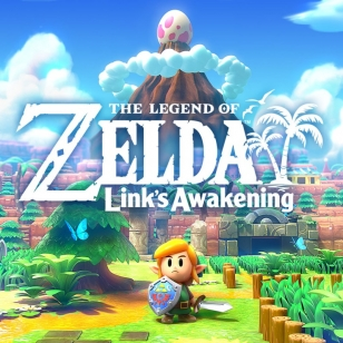 The Legend of Zelda: Link's Awakening nostokuva Switch