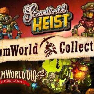 SteamWorld Collection Heist Dig