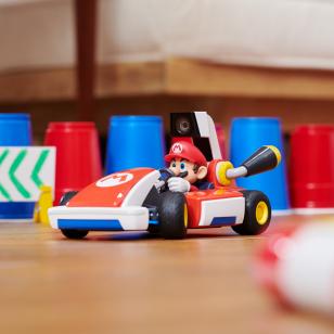 Mario Kart Live: Home Circuit Mario kartissaan