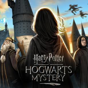 Harry Potter Hogwarts Mystery mobiilipeli