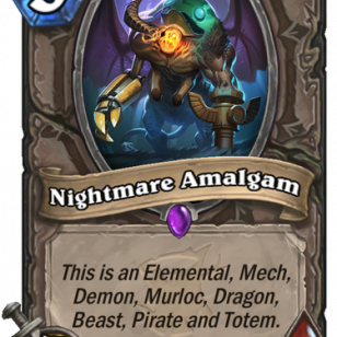 Hearthstone - Nightmare Amalgam.png