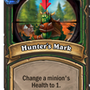 Hearthstone Hunters Mark.png