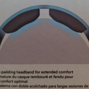 HORI Gaming Headset Pro_pehmusteet