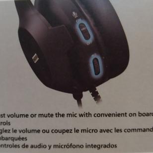 HORI Gaming Headset Pro_äänensäätö