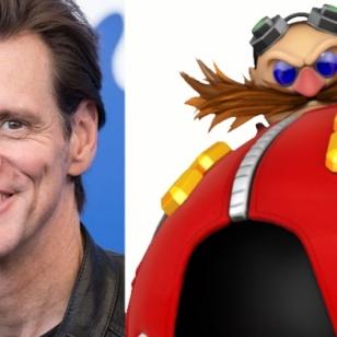 Jim Carrey Robotnik Eggman