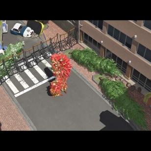 KNACK 2: Iso Knack keskellä kaupunkia