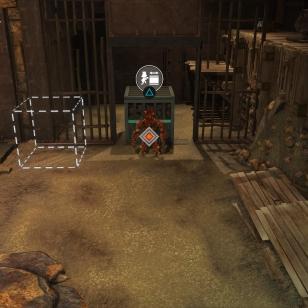 KNACK 2: Vinkkisysteemi kertoo, minne laatikot kuuluvat