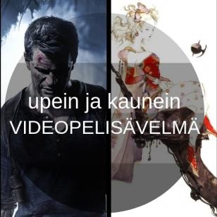 Kaunein videopelisävelmä banneri nostokuva