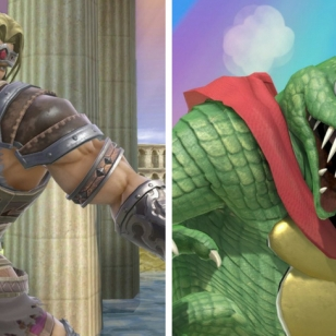 Simon Belmont K.Rool Super Smash Bros. Ultimate