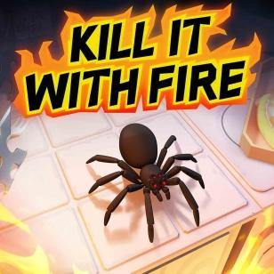 Kill it with Fire nostokuva
