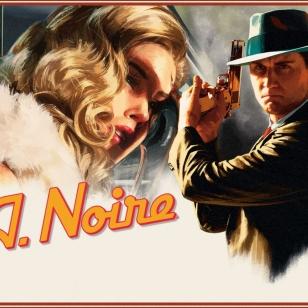 L.A. Noire banneri