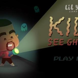 Lil Ye Land Kids See Ghosts demo