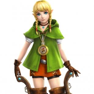 Linkle Hyrule Warriors Legends
