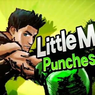 Little Mac Super Smash Bros promokuva