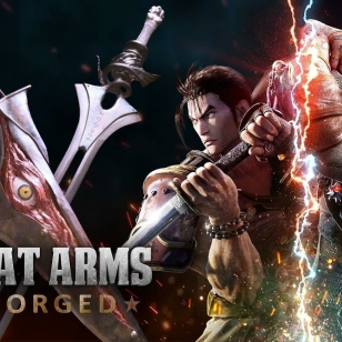 Man at Arms Reforged Soul Calibur Soul Edge sepät