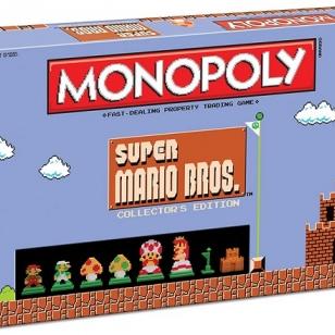Mario Monopoli paketti