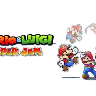 Mario & Luigi: Paper Jam banneri
