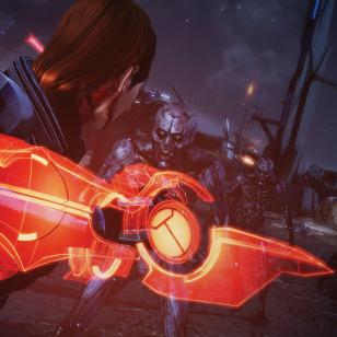 Mass Effect Legendary Edition  OMNIBLADE